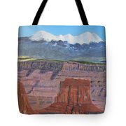 In The Canyonlands Utah Tote Bag