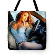 In The Car Tote Bag