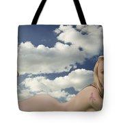In The Cloud 1082 .02 Tote Bag