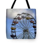 Around In The Clouds Tote Bag