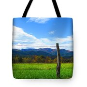 In The Cove Tote Bag