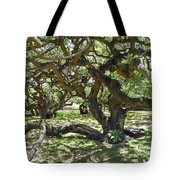 In The Depth Of Enchanting Forest I Tote Bag
