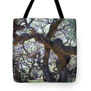 In The Depth Of Enchanting Forest II Tote Bag