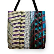 Rightside District Tote Bag