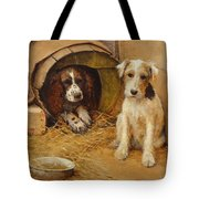 In The Dog House Tote Bag