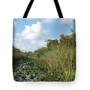In The Everglades Tote Bag