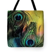 In The Eyes Of Others Tote Bag