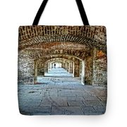 In The Fort Arches Tote Bag