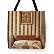 In The Girls Room Tote Bag