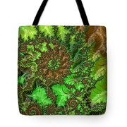 In The Jungle  Tote Bag by Heidi Smith