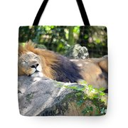 In The Jungle The Mighty Jungle Tote Bag