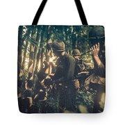 In The Jungle - Vietnam Tote Bag