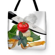 In The Kitchen 4 Tote Bag