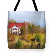 In The Land Of Cotton Tote Bag