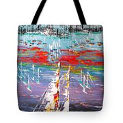 In The Lead - Sold Tote Bag