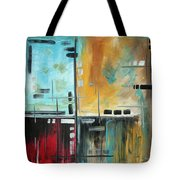 In The Maze II Tote Bag