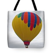 In The Middle Balloon Tote Bag