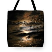 In The Midnight Hour II Tote Bag