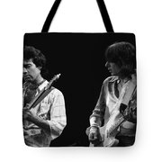 In The Moment With Bad Company 1977 Tote Bag