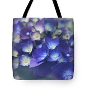 In The Morning Mists Tote Bag