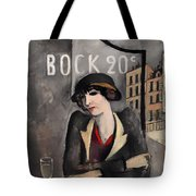 In The Outskirts Of Paris Tote Bag