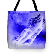 In The Peace Of Books Tote Bag