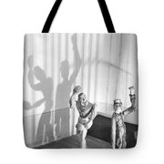 In The Prison Cell, 1929 Tote Bag