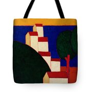 In The Provencal Alps Tote Bag