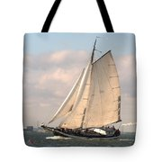 In The Race Tote Bag