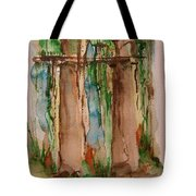 In The Rainforest Tote Bag
