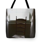 In The Shadows Of Light Tote Bag by Margie Hurwich