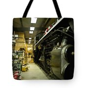In The Shop Tote Bag