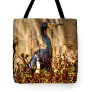 In The Water - Reflection Tote Bag