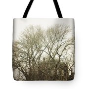 In The Winter Tote Bag