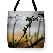 In The Wire  Tote Bag