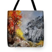 In The Wood 453101 Tote Bag