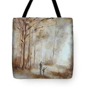 In The Wood Tote Bag