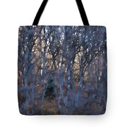In The Woods V2 Tote Bag