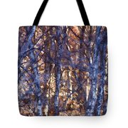 In The Woods V5 Tote Bag