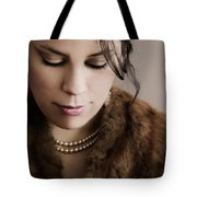 In Thought Tote Bag