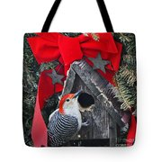 In Time For Christmas Tote Bag