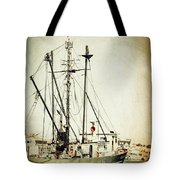 In With The Tides Tote Bag