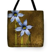 In Your Presence Is Fullness Of Joy Tote Bag