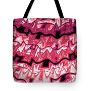 Incan Pattern Tote Bag