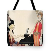 Incantation Tote Bag by Georges Barbier