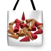 Incense Cones Tote Bag
