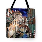 Inchiostro Su Venezia Tote Bag