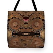 Incognescent  Tote Bag