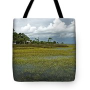 Incoming Tide Tote Bag