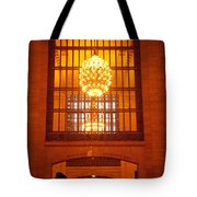 Incredible Art Nouveau Antique Grand Central Station - New York Tote Bag